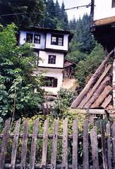 South Bulgaria - house in mountain