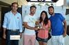 """noemi fraile y rocio pomares subcampeonas 4 femenina padel entrega trofeos Torneo IV Aniversario Cerrado Aguila julio 2013 • <a style=""""font-size:0.8em;"""" href=""""http://www.flickr.com/photos/68728055@N04/9256583856/"""" target=""""_blank"""">View on Flickr</a>"""