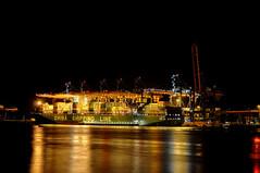 China Shipping Line (ConzNL) Tags: china port big rotterdam ship large terminal container shipping maasvlakte portofrotterdam maasvlakte2