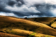Buxton Hills (Oliver Wood Photography) Tags: landscape buxton derbyshire hills hdr orton artworked a5004