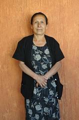 Woman in Black Mexico (Ilhuicamina) Tags: people woman mexicana portraits mexico mujer gente retratos mexican oaxaca