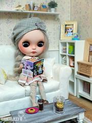 Blythe's No.1 Fashion Magazine!