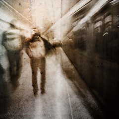 When Love Leaves (Tommy Vohs) Tags: toronto ttc transit