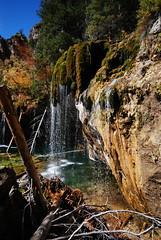 Snowmelt (Let Ideas Compete) Tags: lake water pond october colorado glenwood springs hanging emerald cascada guysweekend hikerhabitat