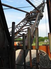 irymKoehringCrane_3 (TurningAngles) Tags: railroad construction crane machine trains machinery excavator illinoisrailwaymuseum koehring