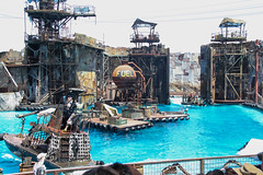 Water World IMG_9588 (grebberg) Tags: universalstudios la losangeles california show stuntman pyro waterworld usa