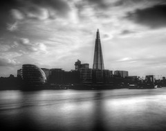 london in b&w