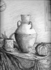 دراسة بالقلم الرصاص 01 (Hossam ElKady) Tags: art pencil drawing egypt sketches فنان حسام hossam رسم hosam الرصاص فنون القلم رسام elkady القاضى تشكيلى حسامالقاضى القلمالرصاص elkadi