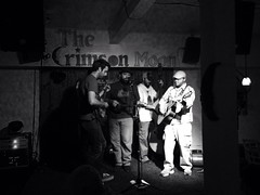 The Hillbenders, The Crimson Moon Cafe, Dahlonega, GA 11/15/2013