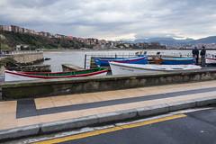 embarcadero (Juan Ig. Llana) Tags: puerto botes embarcadero barcas viejo bizkaia getxo algorta portuzaharra