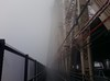Queensboro Bridge, Fog