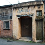 Cantina and Jail