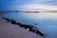 The Last Sunday in 2013 (Gde Muriarka) Tags: morning beach pantai pagi sanur gde karang pantaikarang muriarka gdemuriarka
