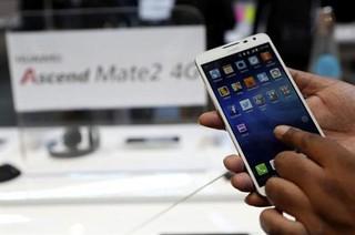 """路透特写:中国手机在美国市场面临""""攻坚战"""""""