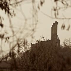 Castello dei Carretto (Deejay500) Tags: sepia carretto castello rudere storia