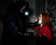 Cosplay Harry Potter (stephenpotter15) Tags: death cosplay harrypotter jinny eater weasley