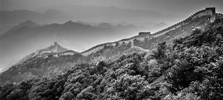 La Muralla i la muntanya