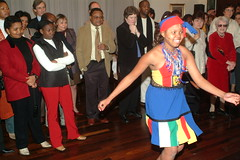 DSCF6887 Nomsa and her South African Dancers At the South African Embassy Rome Italy (photographer695) Tags: italy rome dancers african south embassy her nomsa at