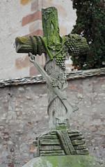 Grape (_MissMoneyPenny_) Tags: france church vines chiesa vineyards alsace francia vigneto vigna hunawihr alsazia