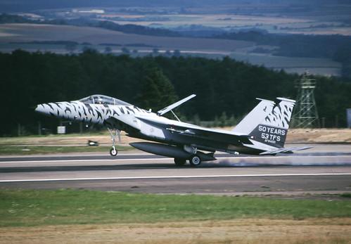 F-15C 84-021BT Bitburg 8-1991
