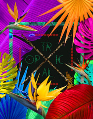 TR - OP - IC - AL (mbsanchez0311) Tags: plants abstract art nature leaves collage modern design graphicdesign artwork rainforest colorful experimental waves pattern bright contemporaryart contemporary vibrant modernart digitalart feathers peacock minimal foliage leopard jungle tropical cheetah brightcolors minimalism wavy minimalistic multicolor vibrance birdsofparadise digitalcollage moderndesign peacockfeathers vibrantcolors leafpattern contemporarydesign experimentalart experimentaldesign pixelmator markbakersanchez tropicalleafpattern