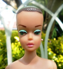 Fashion Queen Front View (mollyhadadolly) Tags: vintage doll ooak barbie restored