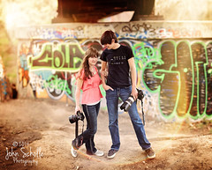 Tyler & Hannah #3 (Scholle Photography) Tags: bokehrama bokehpanorama brenizermethod