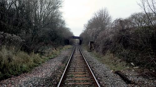 Lapford station
