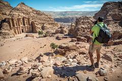 Vijay Nambiar @ Monastery // Petra - Trip to Jordan (Merlijn Hoek) Tags