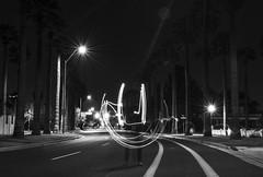 Not Smiling Makes Me Smile (thpwilliams) Tags: road street longexposure nightphotography light urban blackandwhite bw white black phoenix night dark photo aperture nikon downtown shadows edited streetphotography iso tired cropped edit kanye d3200 thpwilliams kanyequote