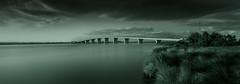Ponte da Varela, Ria de Aveiro (paulosilva3) Tags: bw sunrise de big ponte lee da filters ria aveiro varela stopper waterscape riverscape