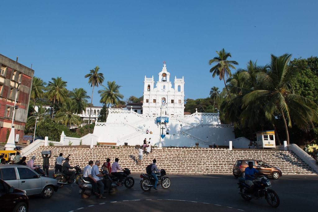 Goan church
