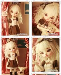 Coming Soon (Choco-chip) Tags: life blue white girl beautiful japan hair eyes doll dolls sweet body size korean list wig tiny blonde buy wanted bjd wish coming dim pure trisha soon poupe neemo balljointeddolls achat yosd dimdoll
