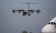 Airbus A400M (Seckington Images) Tags: flickr