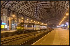 11-02-2015, Haarlem, NSR 1737 + 7375 (Koen langs de baan) Tags: haarlem station asd hlm 1700 ddar 1737 5460 7375 zvt ddar3