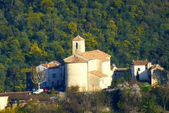 village d'Auribeau-sur-Siagne (b.four) Tags: village mimosa alpesmaritimes paese auribeausursiagne coth5 ruby10