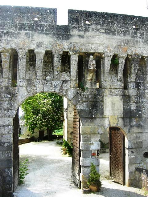 Entrance Inner Castle