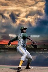 Vida Blue (lovelife 81) Tags: usa major md unitedstates baltimore league baseball|american