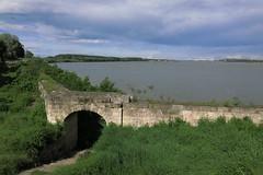 Vidin - Defensive system Kaleto at Danube River (lyura183) Tags: river gate bulgaria fortress danube donau vidin
