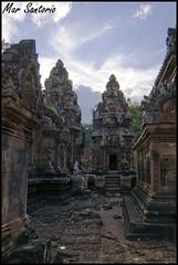 Arenisca rosa (Mar Santorio) Tags: d50 nikon cambodia citadel siemreap ciudadela camboya arenisca ciudadeladelasmujeres womencitadel areniscarosa