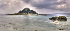 St Michael's Mount, Cornwall (Baz Richardson (trying to catch up!)) Tags: islands coast cornwall stmichaelsmount