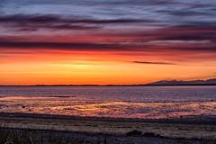 Sunset at the Beach (cdnsue) Tags: sunset crescentbeach