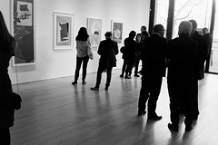 Robert Motherwell prints at Paul Kasmin (slightheadache) Tags: nyc newyorkcity bw newyork film tmax printmaking prints filmcamera tmax400 olympusxa 2016 robertmotherwell paulkasmin