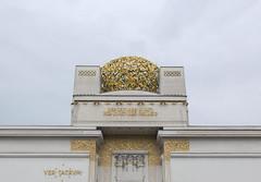 Golden Globe (Olivier So) Tags: vienna austria secession artnouveau