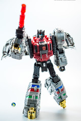 TW_Sludge (Weirdwolf1975) Tags: podcast slag transformers roar sludge muddy swoop snarl spear grimlock dinobots toyworld tfylp irondreg grimshell