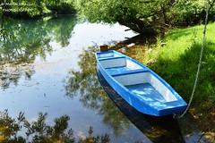 Belajske Poljice, Croatia - Green&blue - perfect combination on river Korana (Marin Stanii Photography) Tags: blue green river croatia korana