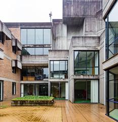 box courtyard (ghee) Tags: heritage architecture canon concrete sydney australia nsw kuringgai 6d lindfield ghee gwp davidturner brutialism guywilkinsonphotography utskuringgaicampus universityoftechnologykuringgaicampus
