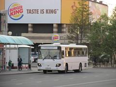 Daewoo -  BS106 (stanislavkruglove) Tags: bus daewoo 2016 pavlodar  bs106