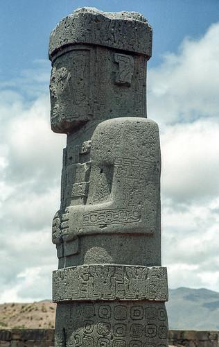 Bolivia, Tiwanaku #1