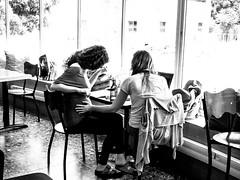 touch me (Ran Elmaliach) Tags: street people blackandwhite musician white black girl monochrome photography blackwhite gr performer ricoh ricohgr strret jendrix56 ranelmaliach